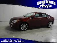 2017 Buick Regal Turbo GS Sedan in Duncansville | Serving Altoona, Ebensburg, Huntingdon, and Hollidaysburg PA