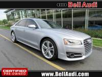 Certified Pre-Owned 2016 Audi S8 4.0T Sedan for Sale in Edison, NJ