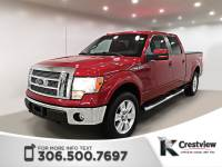 Pre-Owned 2010 Ford F-150 Lariat SuperCrew | Leather | Sunroof 4WD Crew Cab Pickup