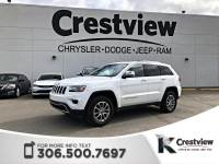 Certified Pre-Owned 2015 Jeep Grand Cherokee Limited V6 | Sunroof | Navigation | *COMING SOON* 4WD Sport Utility