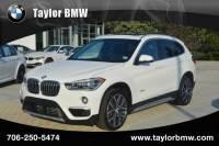 2016 BMW X1 AWD 4dr xDrive28i in Evans, GA | BMW X1 | Taylor BMW