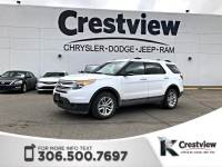 Certified Pre-Owned 2015 Ford Explorer XLT | Heated Seats | *COMING SOON* 4WD Sport Utility