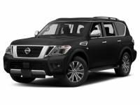 2018 Nissan Armada UP SUV