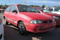 Pre-Owned 1997 Ford Aspire Front Wheel Drive 2dr Car