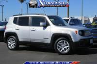 CERTIFIED PRE-OWNED 2017 JEEP RENEGADE LATITUDE FWD 4D SPORT UTILITY