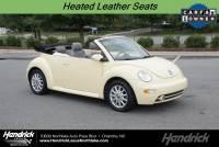 2005 Volkswagen New Beetle Convertible GLS Convertible in Franklin, TN
