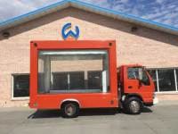 2006 Isuzu NPR Sign Truck