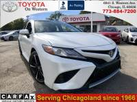 Used 2018 Toyota Camry XSE Sedan Front-wheel Drive in Chicago