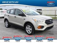 2017 Ford Escape S SUV 4 cyls