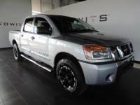 2008 Nissan Titan SE 4-Wheel Drive