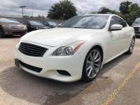Used 2008 INFINITI G37 Base Coupe For Sale Austin TX
