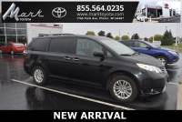 Certified Pre-Owned 2016 Toyota Sienna XLE w/Heated Leather Seats, Moonroof, Alloy Wheels Minivan/Van in Plover, WI
