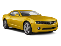 Pre-Owned 2012 Chevrolet Camaro SS RWD 2D Coupe