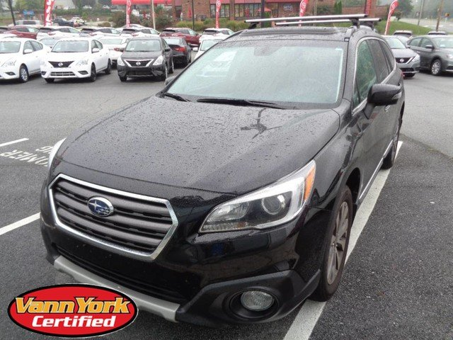 Photo Used 2017 Subaru Outback Touring SUV For Sale in High-Point, NC near Greensboro and Winston Salem, NC