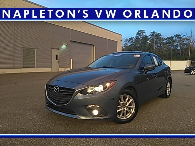 Photo Used Mazda Mazda3 i in Orlando, Fl.