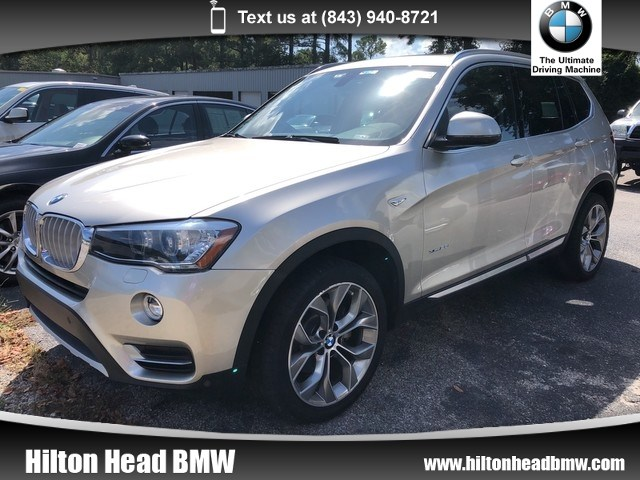 Photo 2016 BMW X3 xDrive28i  BMW CPO Warranty 8 One Owner  x-Line SAV All-wheel Drive