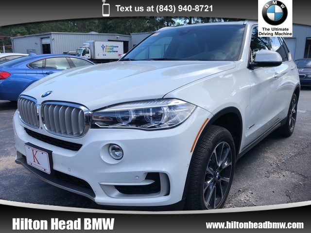 Photo 2018 BMW X5 xDrive35i SAV All-wheel Drive