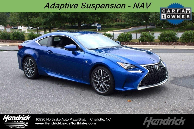 Photo 2015 LEXUS RC 350 F Sport Coupe in Franklin, TN