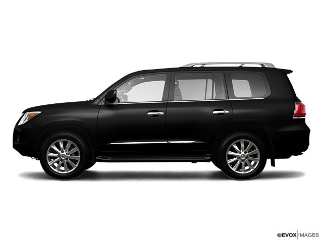 Photo Used 2008 LEXUS LX 570 570 SUV 4x4 for Sale in Riverhead, NY