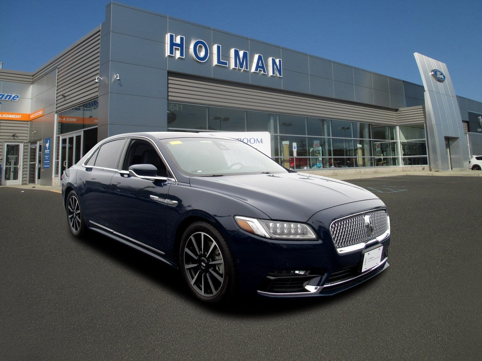 Photo 2017 Lincoln Continental Reserve