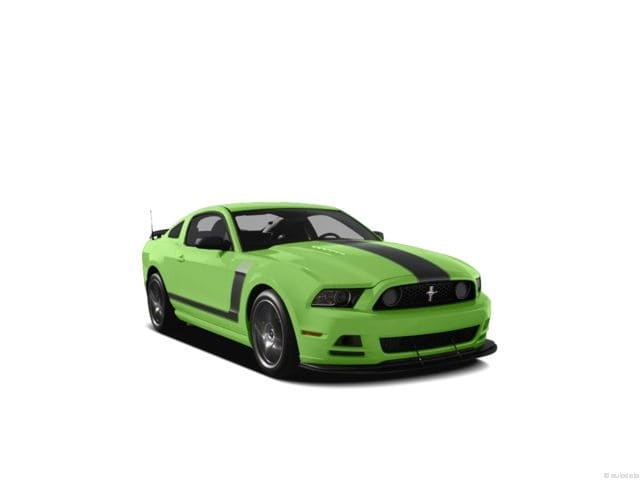 Photo Used 2013 Ford Mustang Boss 302 Coupe for sale in Carrollton, TX