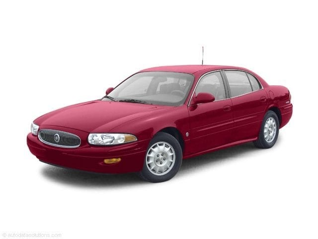 Photo 2003 Used Buick Lesabre 4dr Sdn Limited For Sale in Moline IL  Serving Quad Cities, Davenport, Rock Island or Bettendorf  S181073A