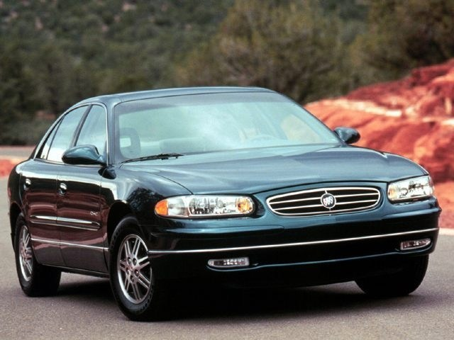 Photo Used 1999 Buick Regal LS Sedan For Sale in the Fayetteville area