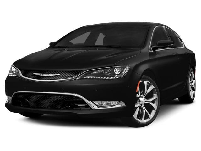 Photo 2015 Chrysler 200 4dr Sdn Limited FWD Car For Sale in Erie PA