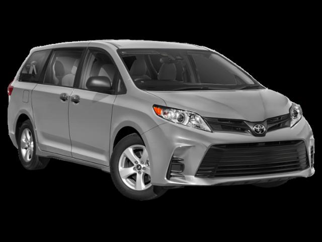 Photo New 2019 Toyota Sienna XLE Premium AWD 4D Passenger Van