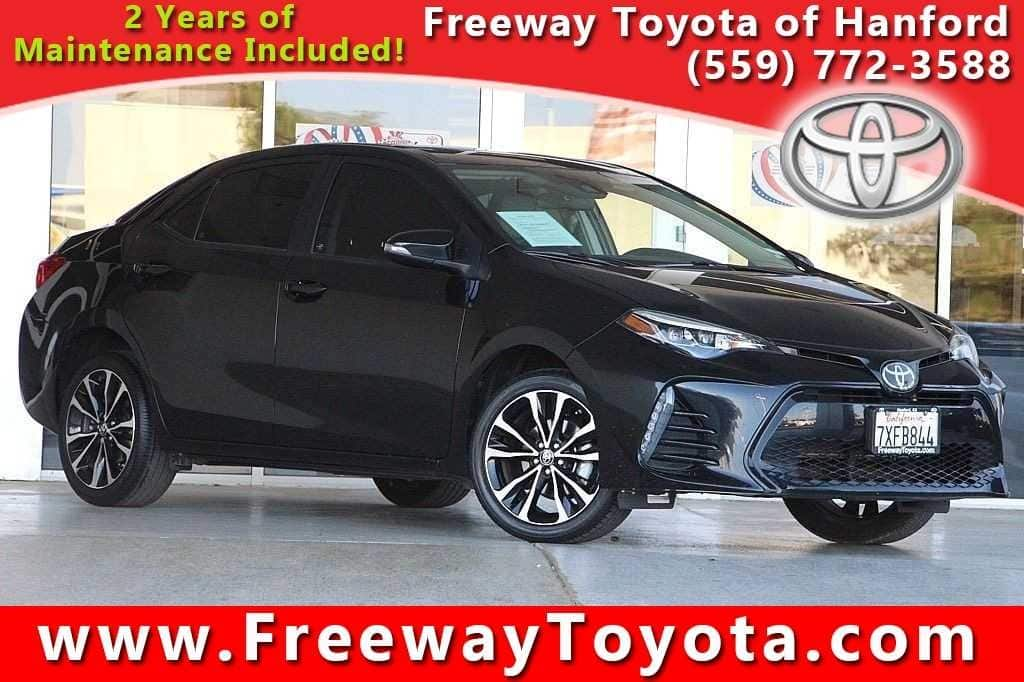 Photo 2017 Toyota Corolla Sedan Front-wheel Drive - Used Car Dealer Serving Fresno, Central Valley, CA