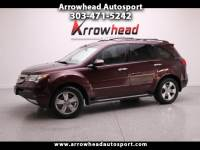 2008 Acura MDX Sport Package with Rear DVD System