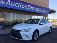 2016 Toyota Camry LE 5 YEAR/60,000 MILE FACTORY POWERTRAIN WARRANTY