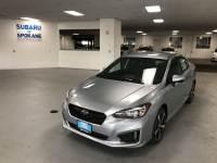 Certified Pre-Owned 2018 Subaru Impreza 2.0I Sport in Spokane