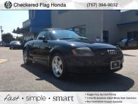 Pre-Owned 2001 Audi TT Base quattro 2D Convertible