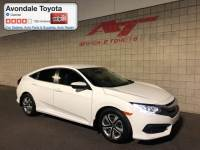 Pre-Owned 2016 Honda Civic LX Sedan Front-wheel Drive in Avondale, AZ
