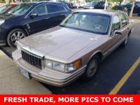 1992 Lincoln Town Car Executive Sedan