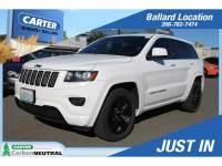2014 Jeep Grand Cherokee Laredo Altitude 4WD For Sale in Seattle, WA