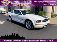 2009 Ford Mustang 45TH ANNIVERSARY