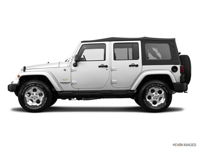 Photo Used 2014 Jeep Wrangler Unlimited Sport 4x4 Bright White For Sale  Bennington VT  VIN1C4BJWDG5EL261081