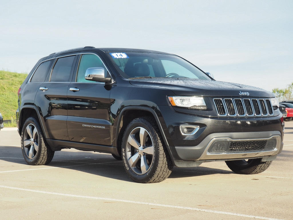 Photo 2014 Jeep Grand Cherokee Limited 4x4 Limited SUV