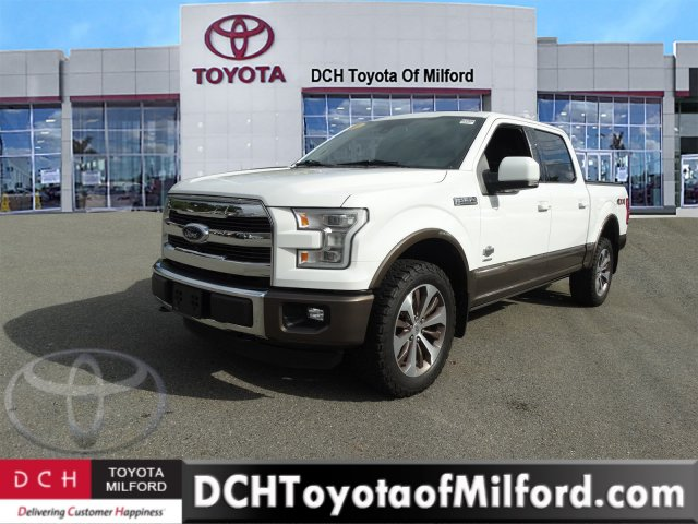 Photo Used 2015 Ford F-150 King Ranch Pickup