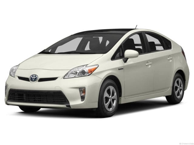 Photo Used 2015 Toyota Prius Four Hatchback Front-wheel Drive for Sale in Riverhead, NY