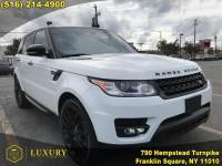 2014 Land RoverRange Rover Sport 4WD 4dr Supercharged