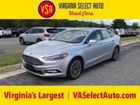 2018 Ford Fusion Sedan - Amherst, VA