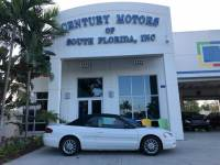 2002 Chrysler Sebring Low Miles Limited Low Miles Florida