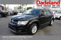 Certified Used 2017 Dodge Journey SXT SUV in Miami