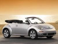Pre-Owned 2006 Volkswagen New Beetle 2.5 Convertible in CummingGA
