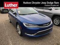 2016 Chrysler 200 Limited FWD Sedan