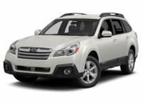 2014 Subaru Outback H4 Auto 2.5i Limited SUV
