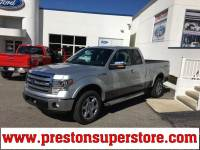Used 2013 Ford F-150 Lariat Truck in Burton, OH